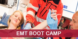 Unitek EMT Training - EMT Boot Camp