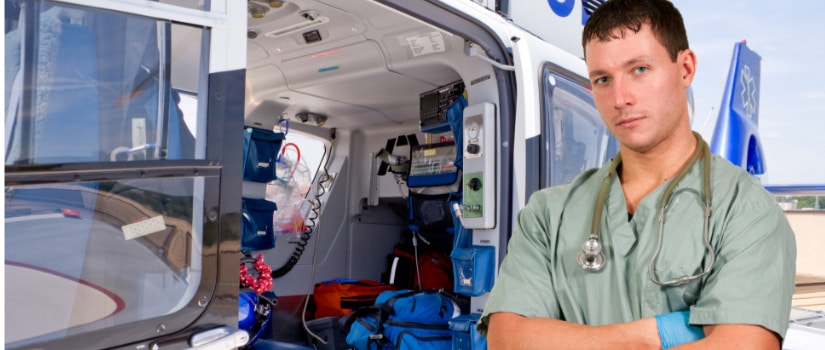 rescue trained paramedic different from a trained paramedic