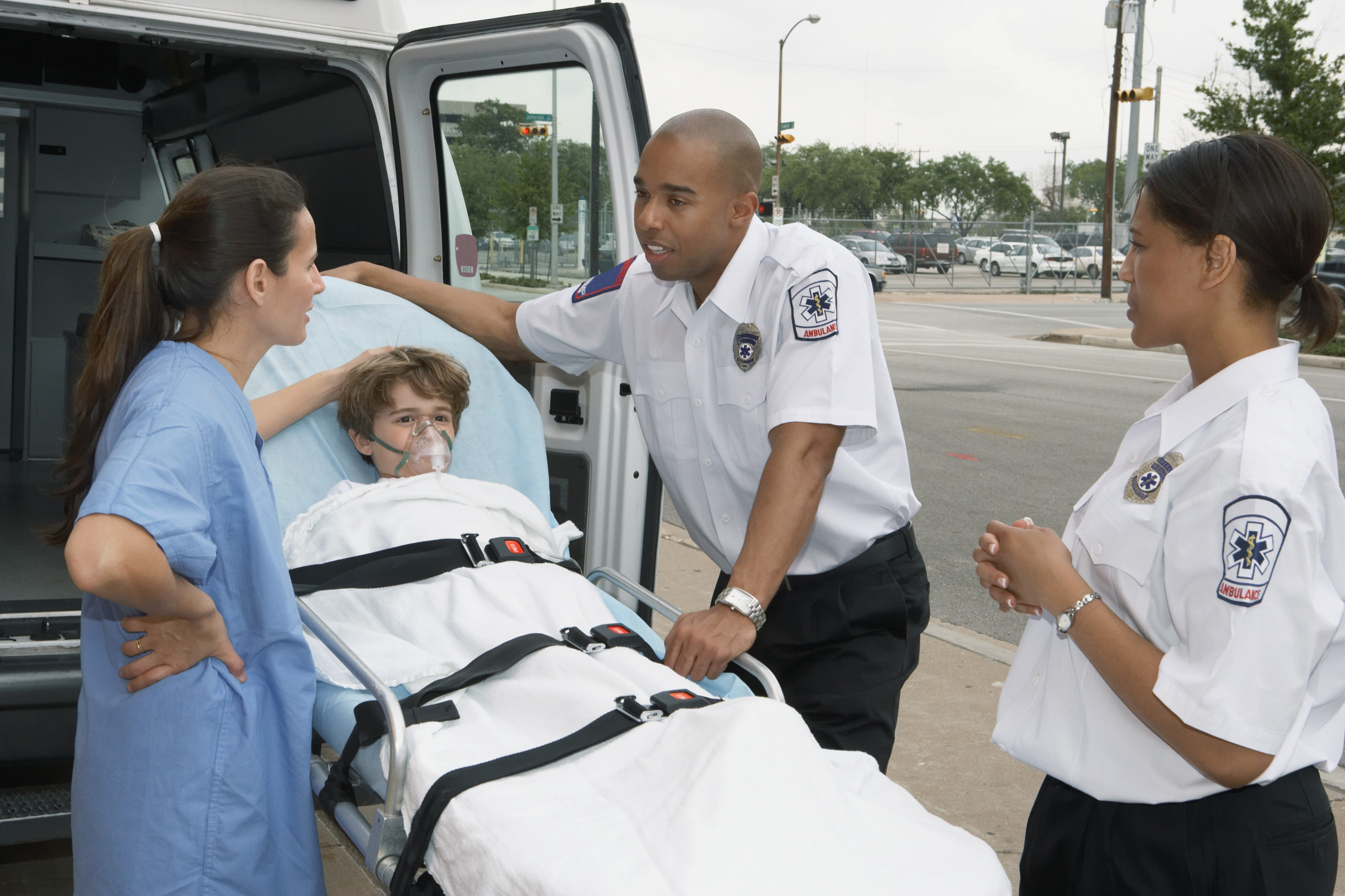 EMS Advice for Patient Handovers