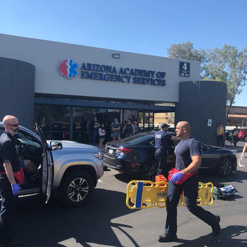 Arizona Academy of Emergency Services